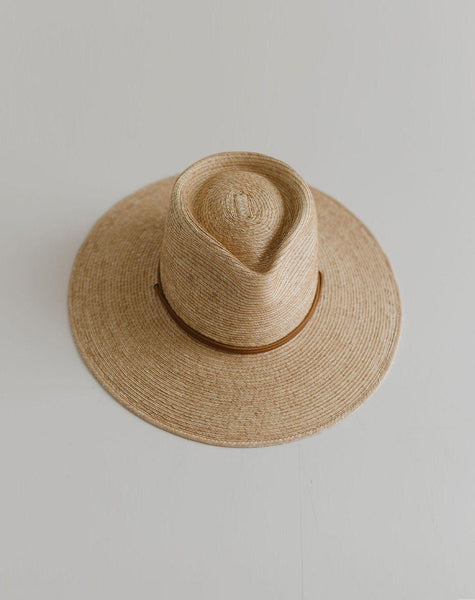 RIVER GUATEMALAN PALM - OAK HATS GIGIPIP