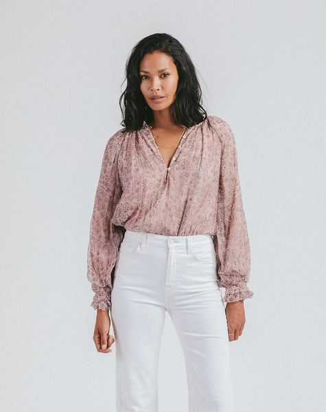 Sophia Blouse | Meadow Tops Cleobella