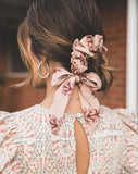 Tie Scrunchie | Gradient Accessories Cleobella