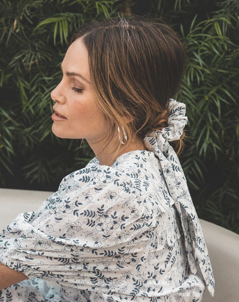Tie Scrunchie | Killarney Accessories Cleobella
