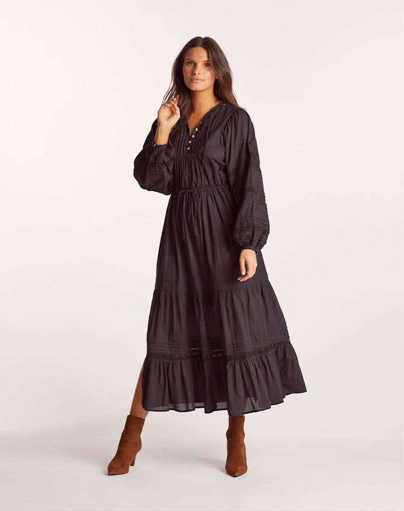 TURNER MIDI DRESS Dresses Cleobella