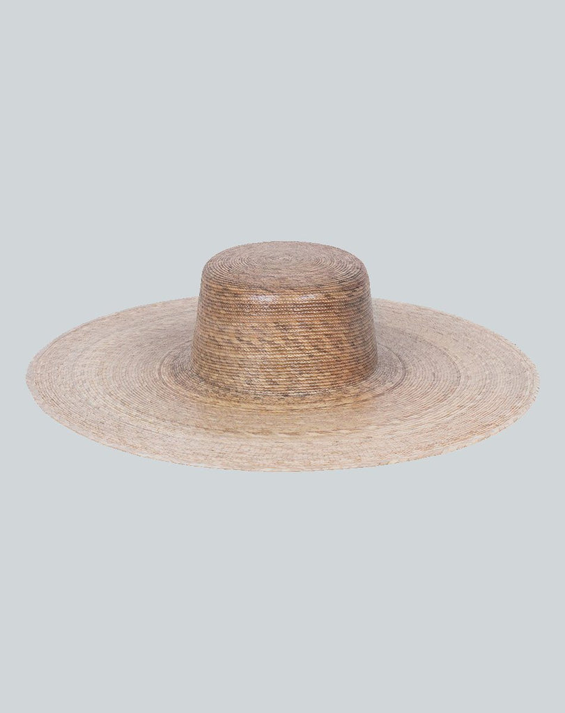 Ultra Wide Palma Boater HATS Lack of Color