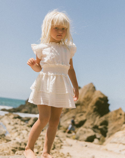 VERSAILLES DRESS Dresses Cleobella Littles