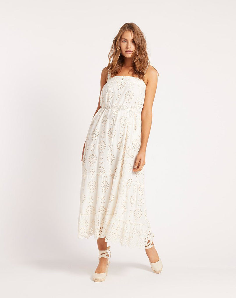 ZADIA MIDI DRESS Dresses Cleobella
