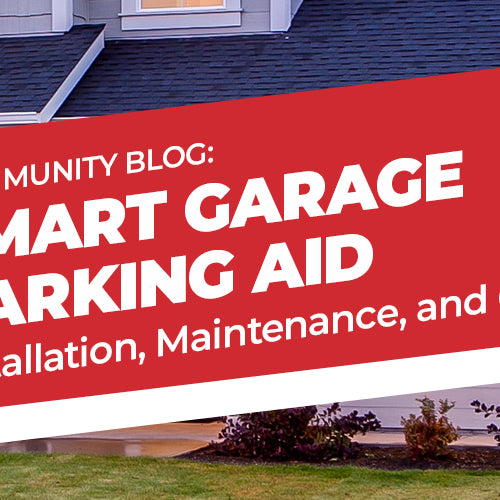 Smart Garage Parking Aid: Installation, Maintenance, and Cost