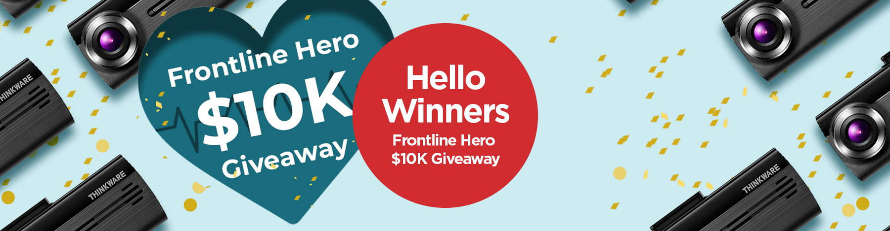 Meet the Winners of our Frontline Hero $10K Giveaway