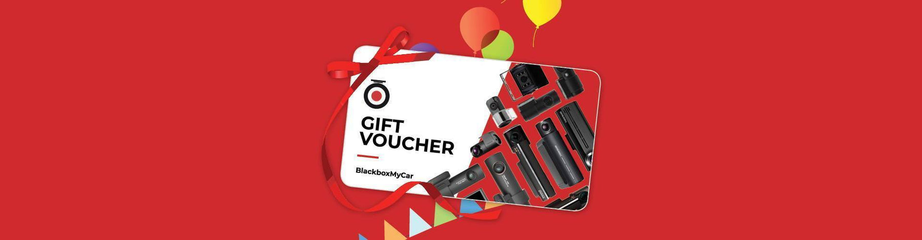 Gift Card Vouchers Now Available at BlackboxMyCar