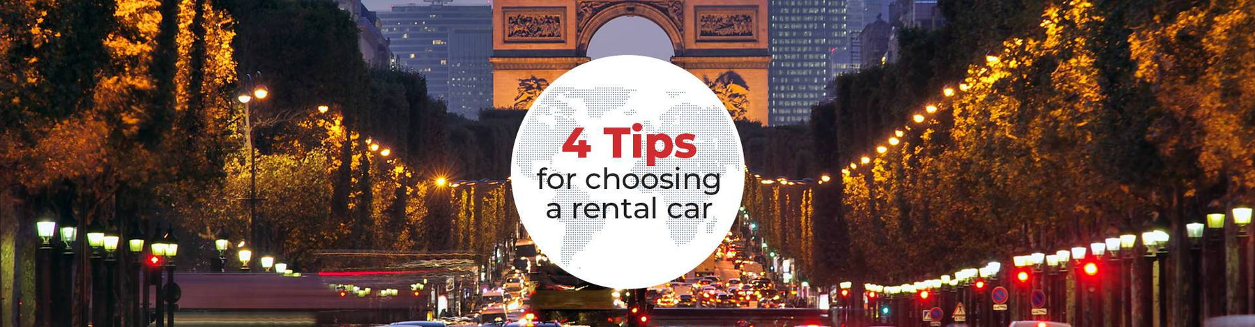 4 Tips for Choosing a Rental Car