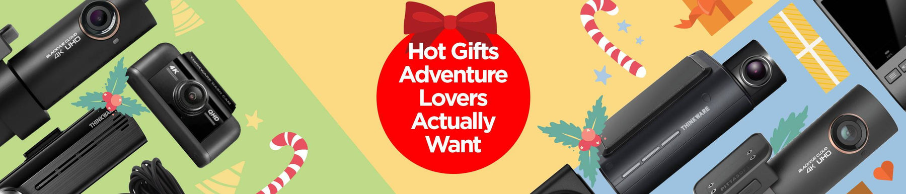 Hot Gifts Adventure-Lovers Actually Want
