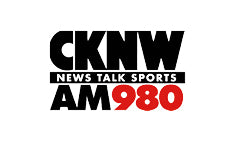 CKNW AM 980 Radio logo