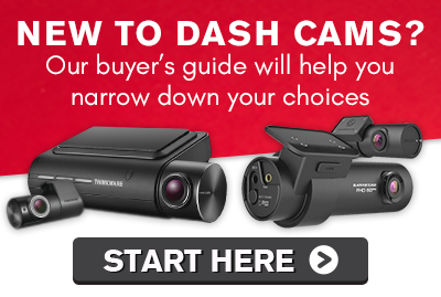 Dash Cam Buyer's Guide Page