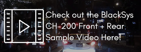 BlackSys CH200 Sample Video