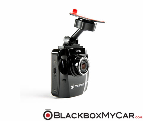 Transcend Drivepro 220 adhesive mount