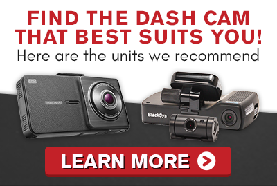 Recommended Dash Cams Page