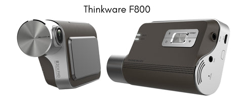 Thinkware F800 Design