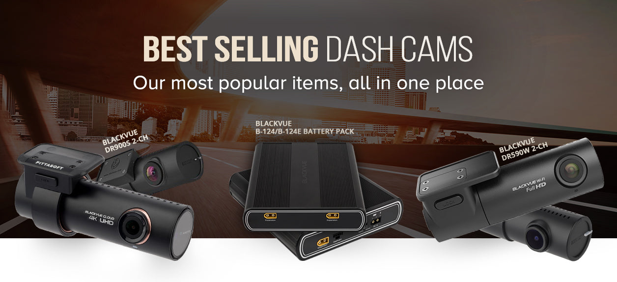 Best Seller Dash Cams