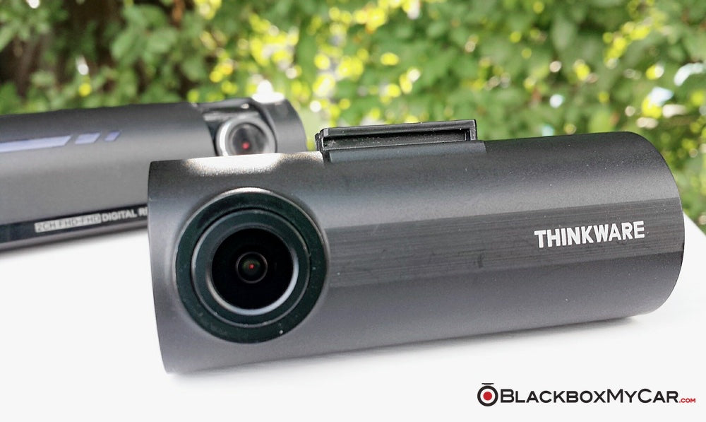 dash cam with night vision thinkware f50