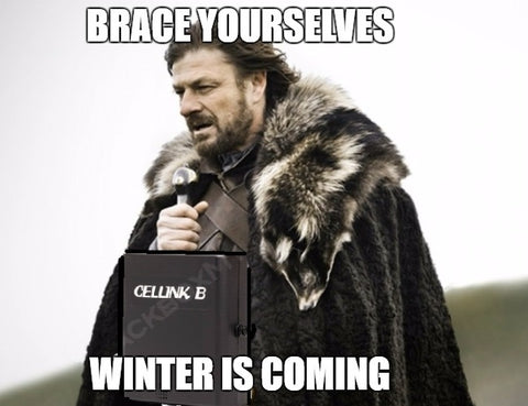 Cellink Winter is Coming