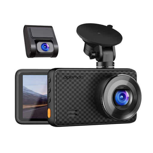 APEMAN Dash Cams None / None [REFURBISHED] APEMAN C860 2K QHD Dash Cam