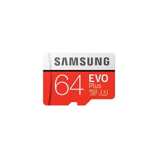 BlackboxMyCar Memory Cards 64GB [CLEARANCE] Samsung Evo Plus MicroSD Card SEP64