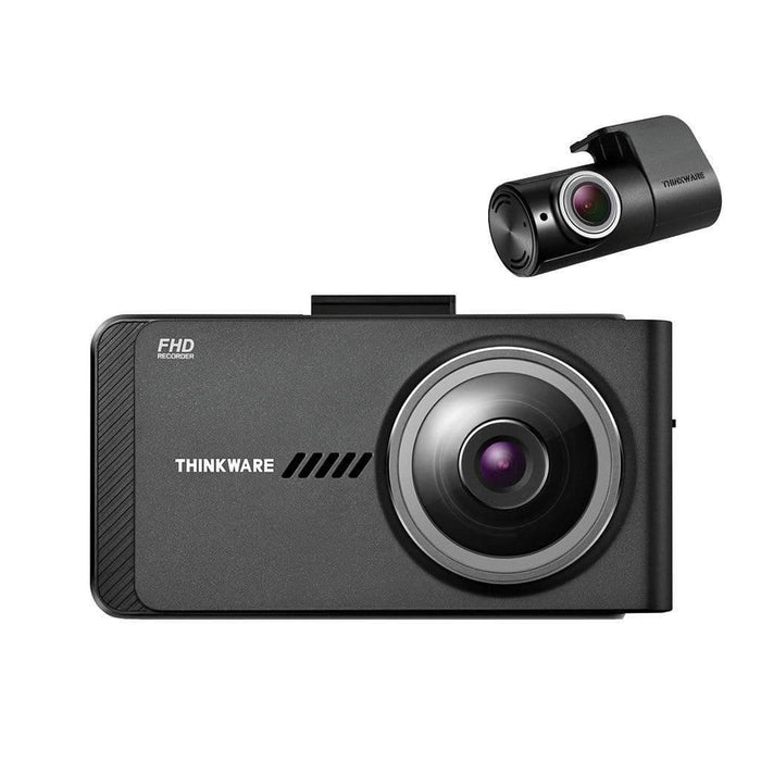 Thinkware Dash Cams Thinkware X700 Full HD Dual Channel Dash Cam