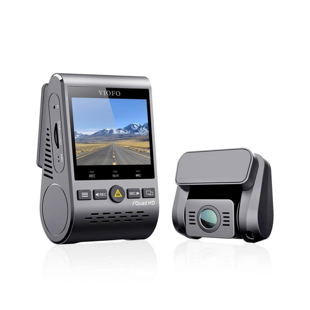 VIOFO Dash Cams VIOFO A129 Plus Duo 2K 2-Channel Dash Cam with GPS
