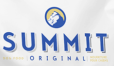 summit dog food logo