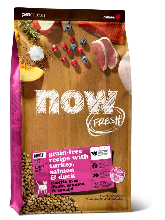 Now Fresh - Grain Free Adult Cat 16 lbs. - Pet Food Online by Naturally Urban