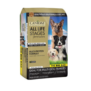 Canidae All Life Stages Dog Multi-Protein 44lb