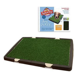 Spotty Wonder Grass Indoor Dog Potty-spotty-Pet Food Online by Naturally Urban
