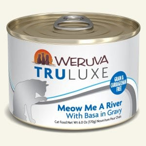 Weruva Truluxe Meow Me a River 24 x 6 oz. cans - Naturally Urban Pet Food Shipping