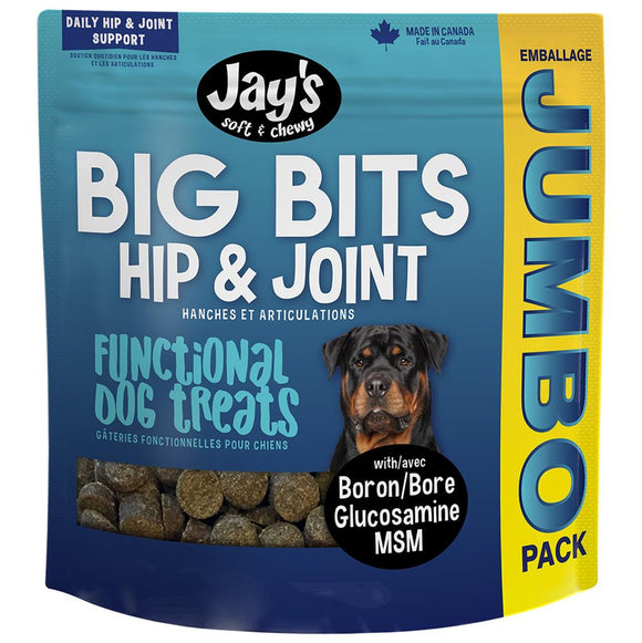 Jay's Big Bits Hip & Joint Jumbo Jumbo 2 Lbs - Pet Food Online by Naturally Urban