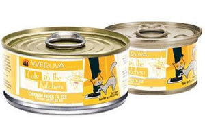 Weruva Cats in the Kitchen  Chicken Frick 'A Zee - Chicken Recipe Au Jus 24 x 6 oz. cans - Naturally Urban Pet Food Shipping