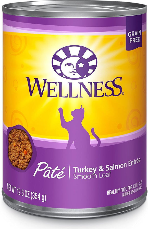 Wellness Complete  Turkey & Salmon Recipe - Naturally Urban Pet Food Shipping