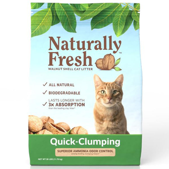 Naturally Fresh® Quick-Clumping Formula 26 lbs. - Pet Food Online by Naturally Urban