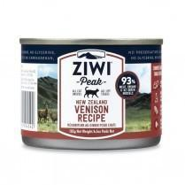 ZiwiPeak Daily Cat Venison 12 6.6 oz cans - Pet Food Online by Naturally Urban