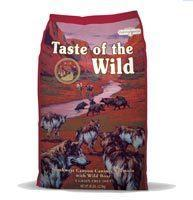 Taste of the Wild Southwest Canyon Canine Formula with Wild Boar  28 lbs. bag - Naturally Urban Pet Food Shipping