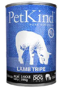 Petkind Wild Lamb 12 x 14oz cans for dogs - Naturally Urban Pet Food Shipping