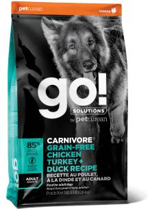 GO! Carniovre Dog Adult Recipe 22 lbs.-Go Pet Food-Pet Food Online by Naturally Urban