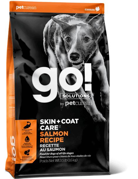 go! Sensitivity + Shine Salmon  (with Oatmeal) Recipe 25 lbs. - Naturally Urban Pet Food Shipping