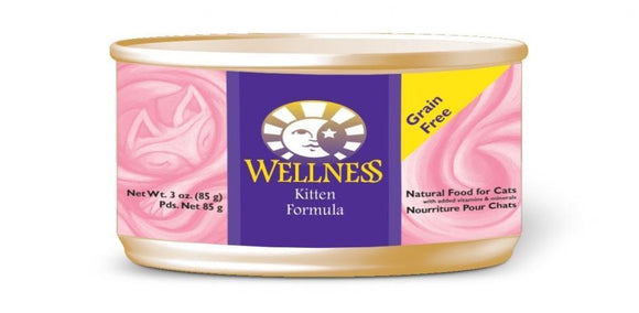 Wellness Complete Health Kitten Recipe 24 x 85 gr - Naturally Urban Pet Food Shipping