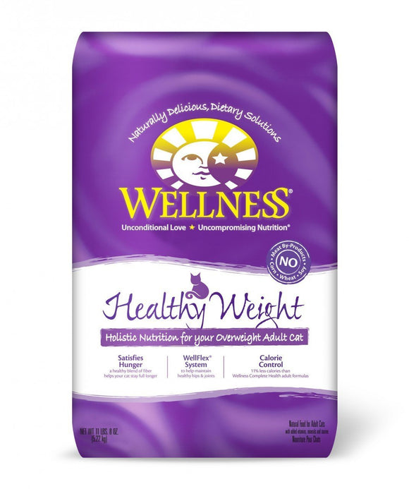 Wellness Healthy Weight 11 lbs. bag-Wellness-Pet Food Online by Naturally Urban