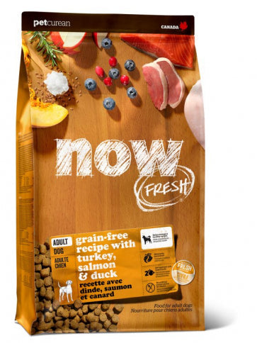 Now Fresh - Grain Free Adult Dog Recipe 22 lbs. - Pet Food Online by Naturally Urban