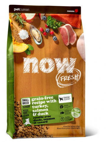 Now Fresh - Grain Free Small Breed Senior  Recipe