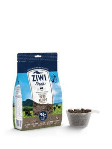 Ziwi Peak Air-Dried Beef For Cats (now 1kg) - Pet Food Online by Naturally Urban