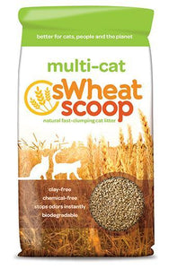 Swheat Multi Cat 36 lbs - Pet Food Online by Naturally Urban