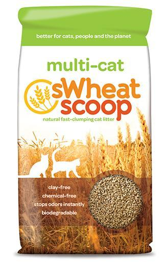Swheat Multi Cat 36 lbs - Naturally Urban Pet Food Shipping