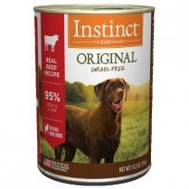 Nature's Variety  Instinct®  Canned Dog Food - Beef 6 x 13.2 oz cans - Naturally Urban Pet Food Shipping