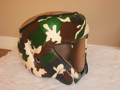 189D - Camo Design Head Guard