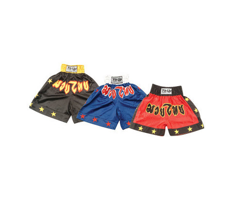 384 - Thai Boxing Shorts